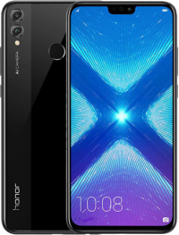 Huawei Honor 8X Premium 4/128Gb Черный
