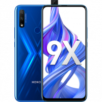 Huawei Honor 9X 4/128Гб Сапфировый синий