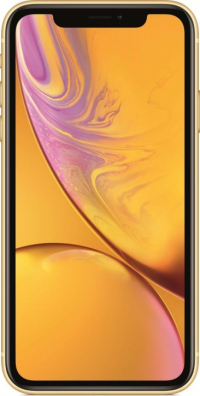 Apple iPhone XR 256Gb Жёлтый