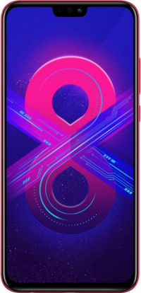 Huawei Honor 8X Premium 4/128Gb Красный