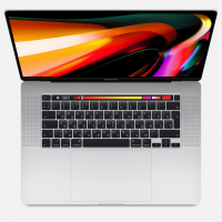 "Apple MacBook Pro 16"" / Core i7 2,6 ГГц / 16 Гб / 512 Гб SSD / AMD Radeon Pro 5300M / Touch Bar / Серебристый (MVVL2)"