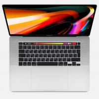 "Apple MacBook Pro 16"" / Core i9 2,3 ГГц / 16 Гб / 1 Тб SSD / AMD Radeon Pro 5500M / Touch Bar / Серебристый (MVVM2)"