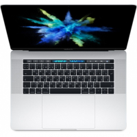 "Apple MacBook Pro 15"" 256Gb Retina / Touch Bar Серебристый (MPTU2)"