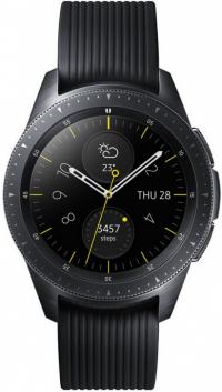 Samsung Galaxy Watch 42мм R810 Глубокий Черный