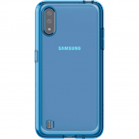 Чехол Araree Samsung Galaxy A01 Синий