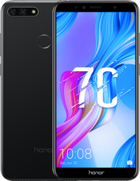 Huawei Honor 7C 3/32Gb Чёрный