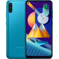 Samsung Galaxy M11 2020 M115F 3/32Гб Бирюзовый