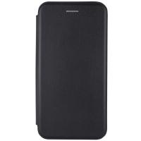 Чехол-книжка для Samsung A01 Чёрный