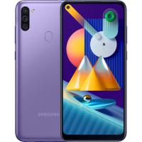 Samsung Galaxy M11 2020 M115F 3/32Гб Фиолетовый