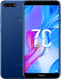 Huawei Honor 7C 3/32Gb Синий