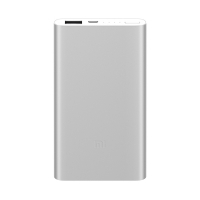 Xiaomi Mi Power Bank 2 5000 мАч 1 USB Cеребристый