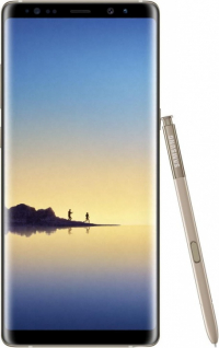 Samsung Galaxy Note 8 N950 6/64Gb Желтый Топаз