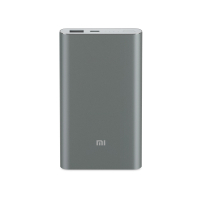 Xiaomi Mi Power Bank Pro 10000 мАч серый