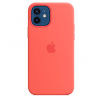Чехол Silicone Case iPhone 12 mini Розовый