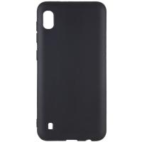 Чехол Samsung Galaxy A10 Чёрный Силикон