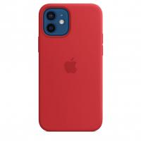 Чехол Silicone Case iPhone 12 mini Красный