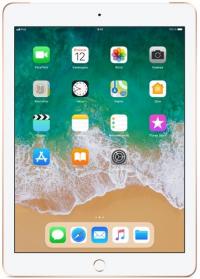 "Apple iPad 9.7"" (2018) 128Gb Wi-Fi+Cellular Золотистый"