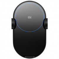 Xiaomi Mi Wireless Car Charger 20W WCJ02ZM Чёрный
