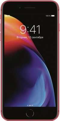 Apple iPhone 8 Plus (PRODUCT)RED™ Special Edition 256Gb Красный