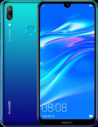 Huawei Y7 2019 3/32Гб Ярко-Голубой