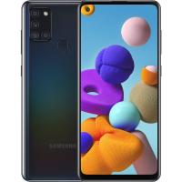Samsung Galaxy A21s 2020 A217F 4/64Гб Чёрный