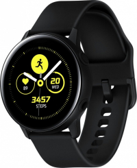Samsung Galaxy Watch Active R500 Чёрный Сатин
