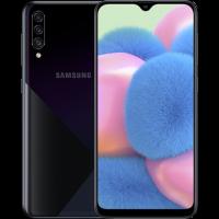 Samsung Galaxy A30s 2019 A307F 4/64Гб Чёрный