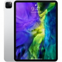 "Apple iPad Pro 11"" 2020 512Гб Wi-Fi + Cellular Серебристый (MXE72)"