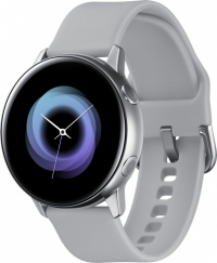 Samsung Galaxy Watch Active R500 Серебристый Лёд