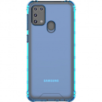 Чехол Araree Samsung Galaxy A21s Синий