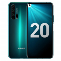 Honor 20 Pro 8/256Гб Мерцающий Бирюзовый