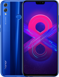 Huawei Honor 8X 4/64Gb Синий