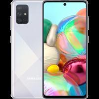 Samsung Galaxy A71 2020 A715F 6/128Гб Серебряный