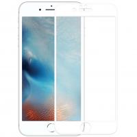 Защитное стекло iPhone 6 / 6S Белое