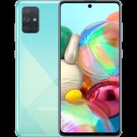 Samsung Galaxy A71 2020 A715F 6/128Гб Синий