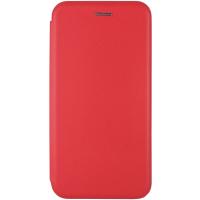 Чехол-книжка Samsung A21s Красный
