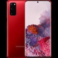 Samsung Galaxy S20 G980F 8/128Гб Красный