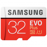 Samsung microSDHC 32Гб Evo Plus MB-MC32GA