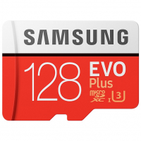 Samsung microSDXC 128Гб Evo Plus MB-MC128GA
