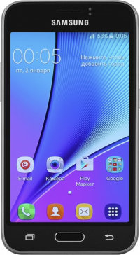 Samsung Galaxy J1 2016 J120F 8Gb Черный