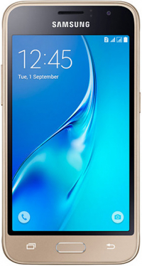 Samsung Galaxy J1 2016 J120F 8Gb Золотистый
