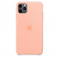 Чехол Silicone Case iPhone 11 Pro Персиковый