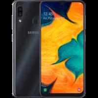 Samsung Galaxy A30 2019 A305F 4/64Гб Чёрный