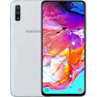 Samsung Galaxy A70 2019 A705F 6/128Гб Белый