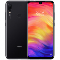 Xiaomi Redmi Note 7 3/32Гб Чёрный
