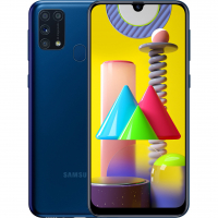 Samsung Galaxy M31 2020 M315F  6/128Гб  Синий