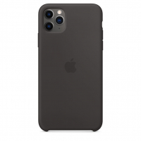 Чехол Silicone Case iPhone 11 Pro Чёрный