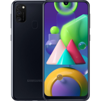 Samsung Galaxy M21 2020 M215F  4/64Гб Чёрный