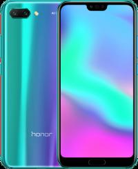 Huawei Honor 10 4/64Гб Мерцающий Зелёный