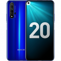 Huawei Honor 20 6/128Гб Сапфировый Синий